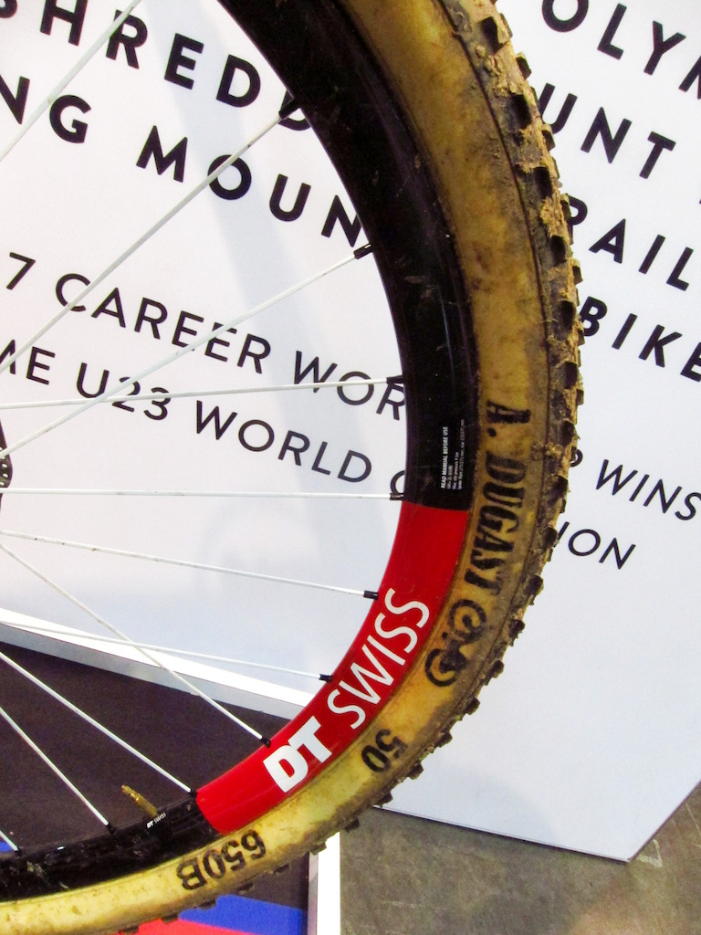 Nino Schurter s World Championship winning Scott Spark 2015