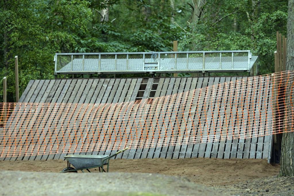 chicksands new start ramp