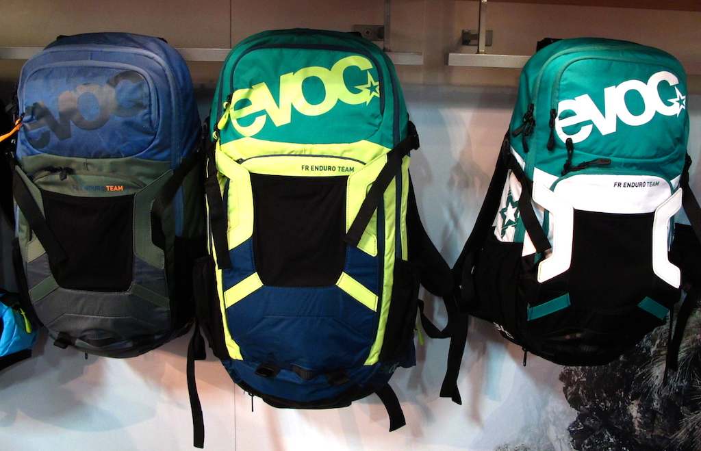 The FR series of packs from EVOC will protect you and haul all your goods.