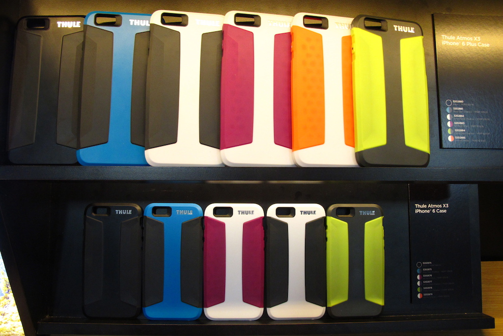 Thule is making a line up of phone covers to join their great program.