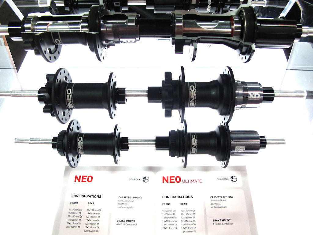 For 2016 Stans has updated their hubs with better more robust bearings welcome NEO.