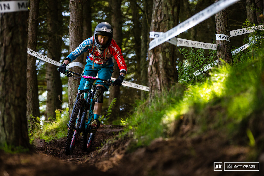 EWS Privateer of the Year - Meggie Bichard