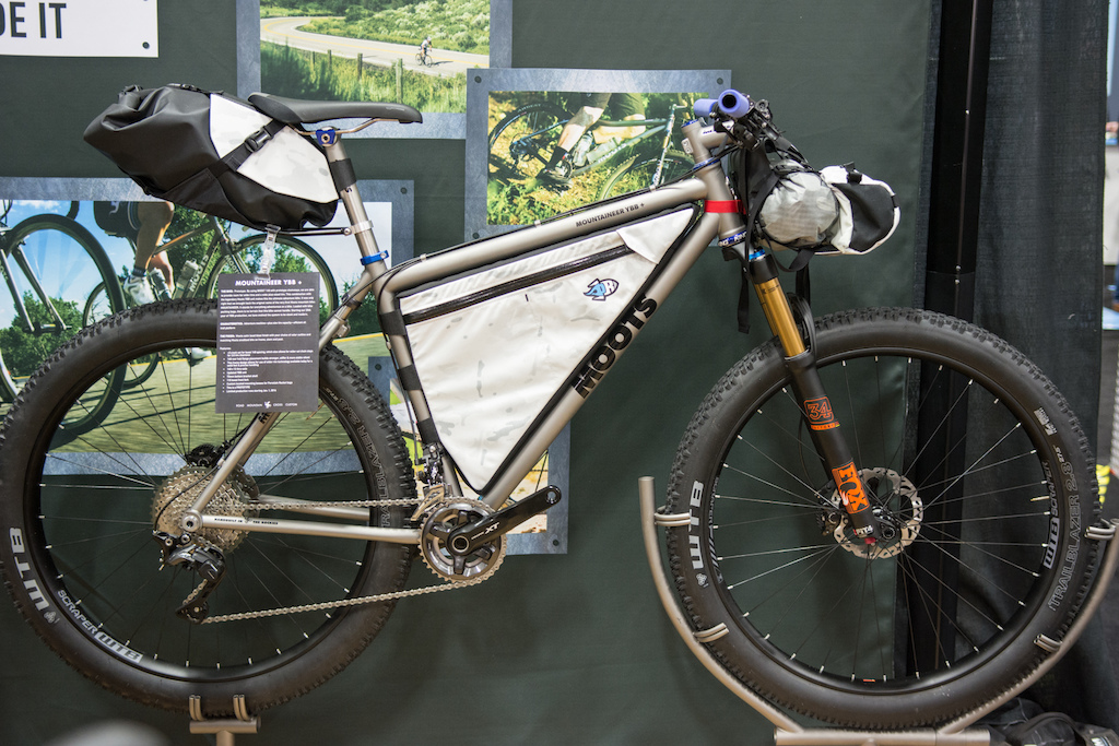 Moots Mountaineer YBB prototype.