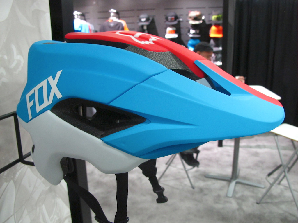 It s been a long time in the works but Fox will have a new Trail helmet out in Mid-April called the Metah and it ll retail for 149.99USD