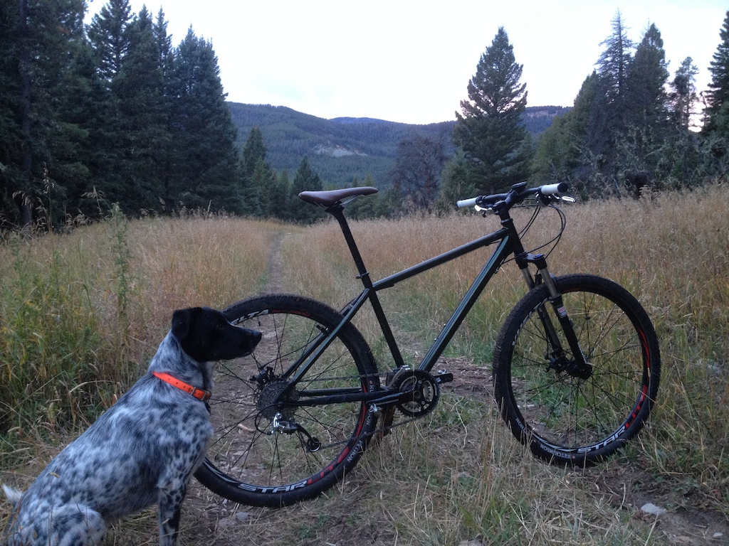 Deets and the 29er