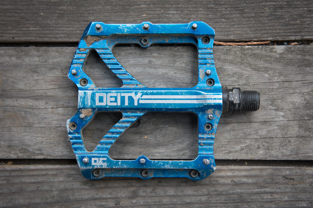 Deity Bladerunner pedal review