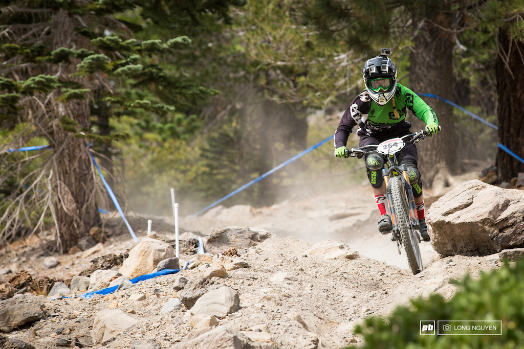 One of the toughest races of the year for Lauren Gregg but also the most fun she had on a bike in a long time. Lauren finished 3rd in Pro Open Women and 2nd overall in the California Enduro Series.
