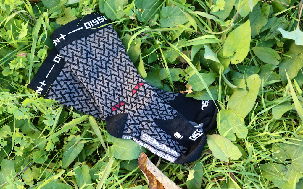 Check Out - October Dissent Semenuk socks
