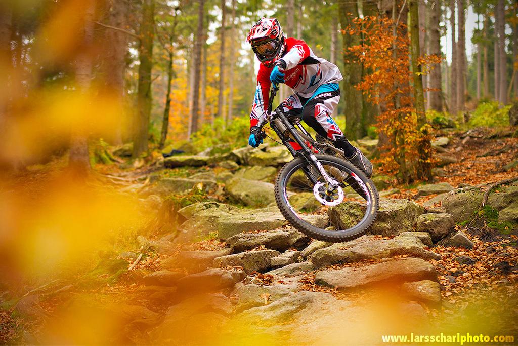 Autumn ride...