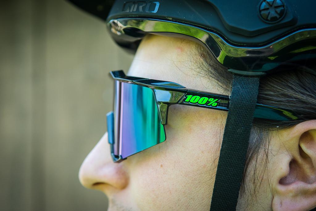 Ride 100 Speedcraft Sunglasses review