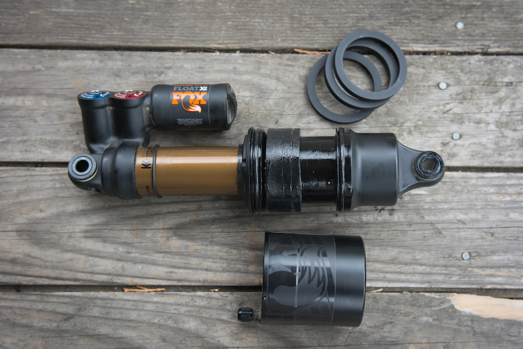 FOX Float X2 shock review