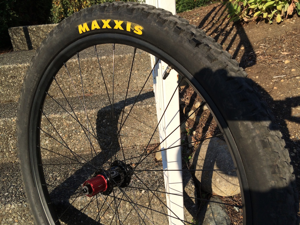 2014 Canfield Wheelset