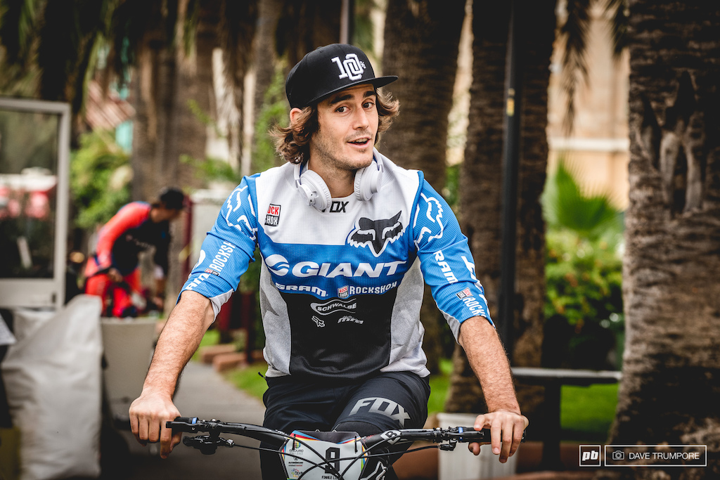 Yoann Barelli started the day optimistic after podium finishes the past two rounds but would end the day frustrated and way down the order after a pair of bad crashes.