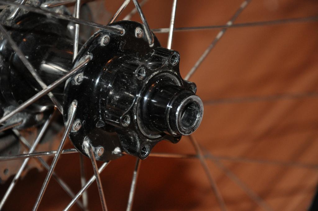 2014 SunRim MTX33 rear 26' wheel - 157mm hub