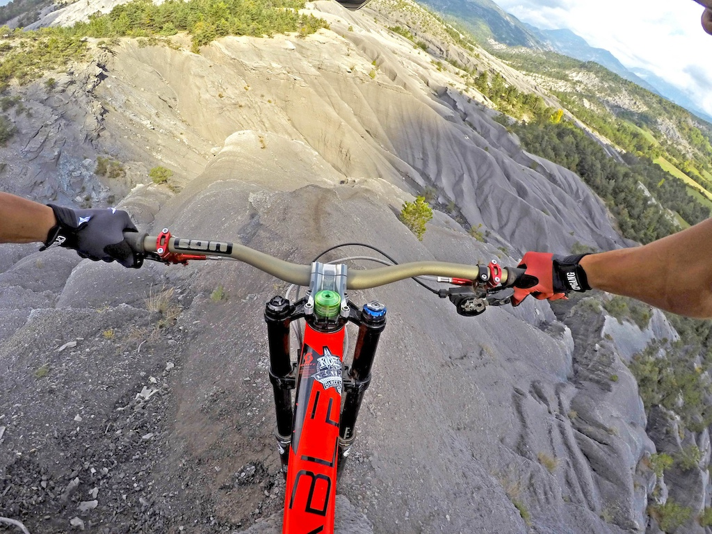 Filming for Beyong rampage feat Nick Pescetto - training