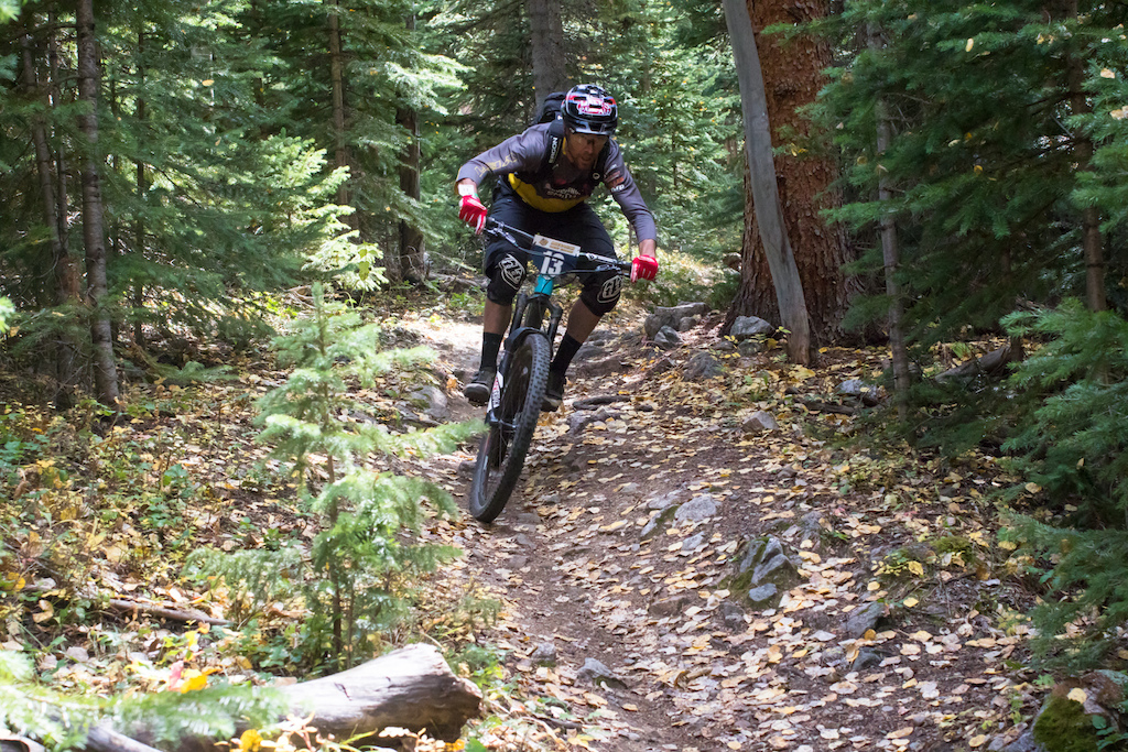 With one minute up from 2nd and 2 minutes up from 3rd Nate Hills was the best mountain biker on the Crest this weekend.