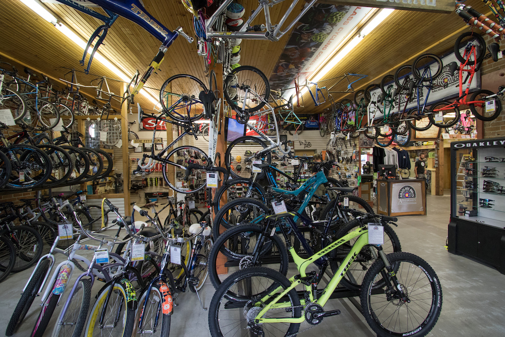 Tucked away in a future mountain biking meca larger than it already is lays Absolute Bikes one of Colorado s favorite shops.