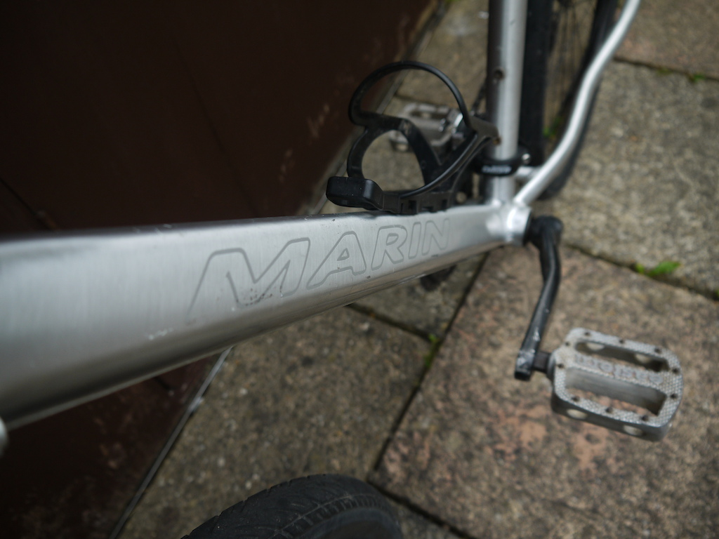 Marin Novato Hybrid Bike. Upgraded parts - Hope, Easton, Truvativ, Titanium.