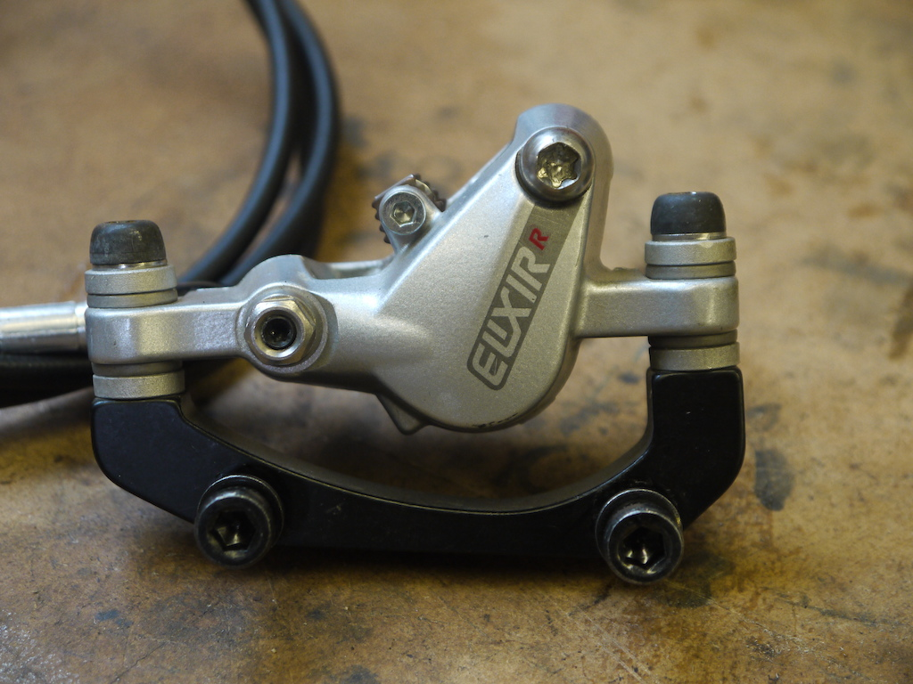 Sram Avid Elixir R Disc Brake Set - Front & Rear + Mounts