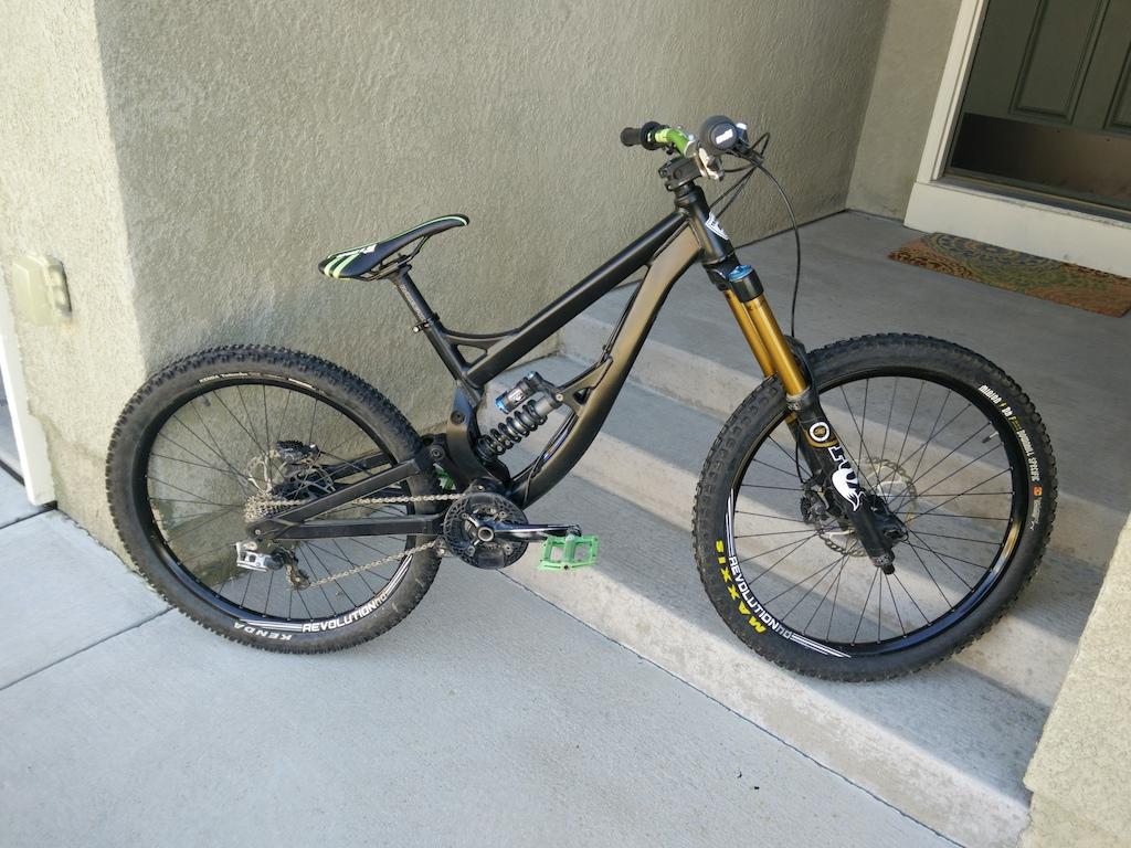 2011 Transition TR250