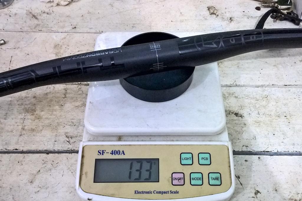 Shimano PRO Tharsis XC Flat handlebar (uncut)