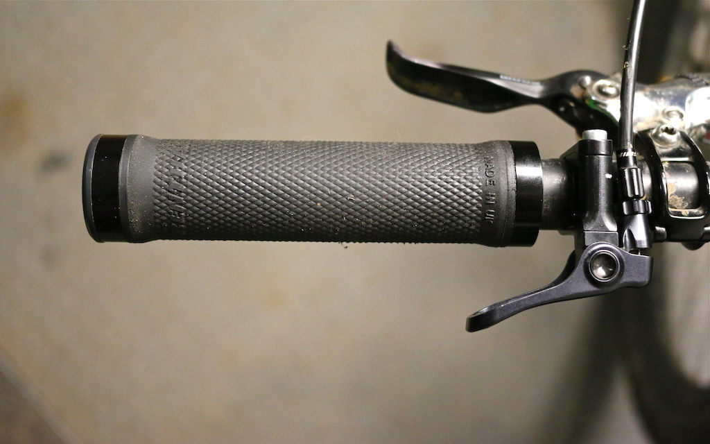 Renthal Ultra Tacky grips review test
