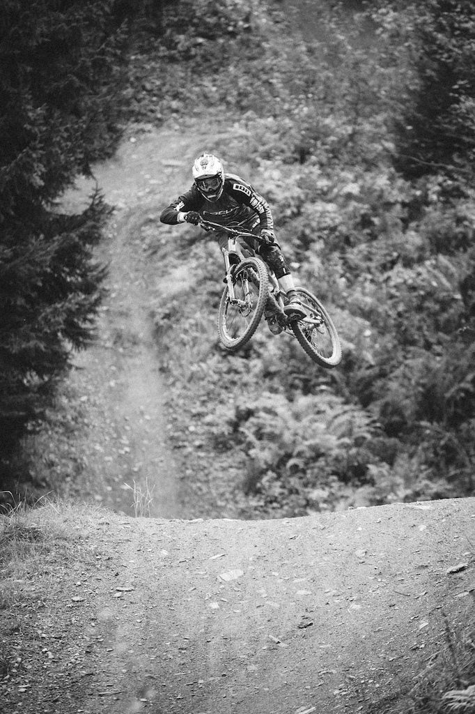 some enduro and downhill at the season off weekend