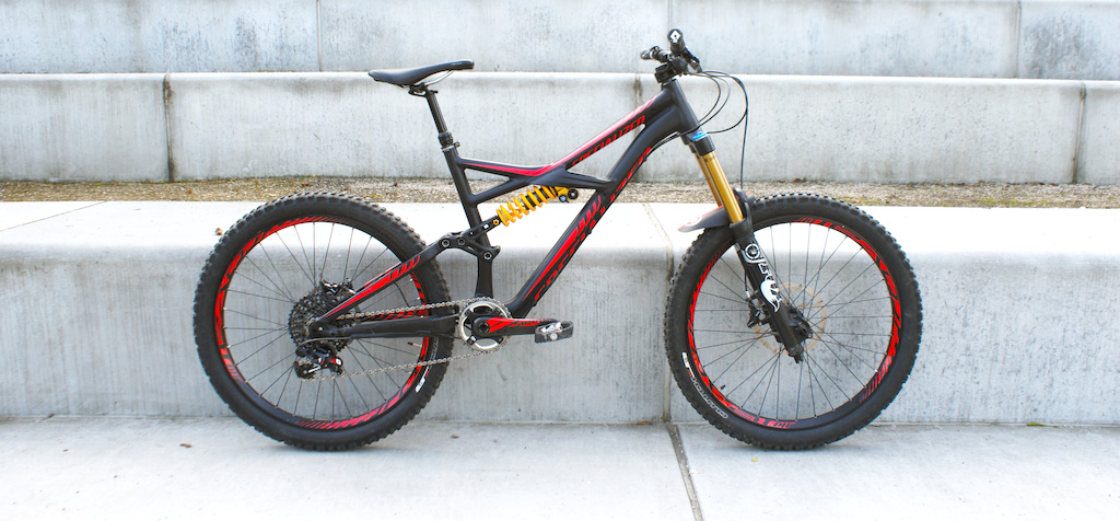 Winter is Coming - Specialized Enduro Expert Evo
