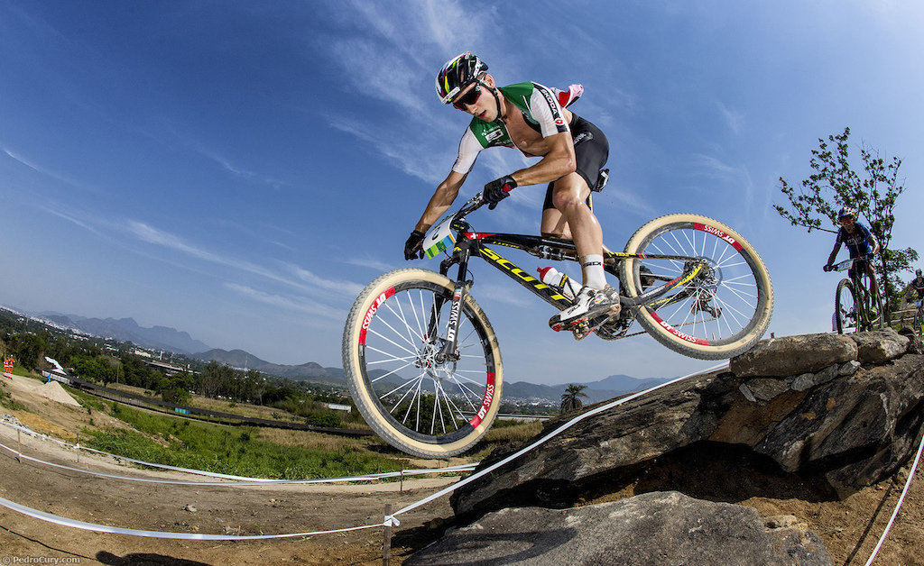 Some XC style from Nino Schurter