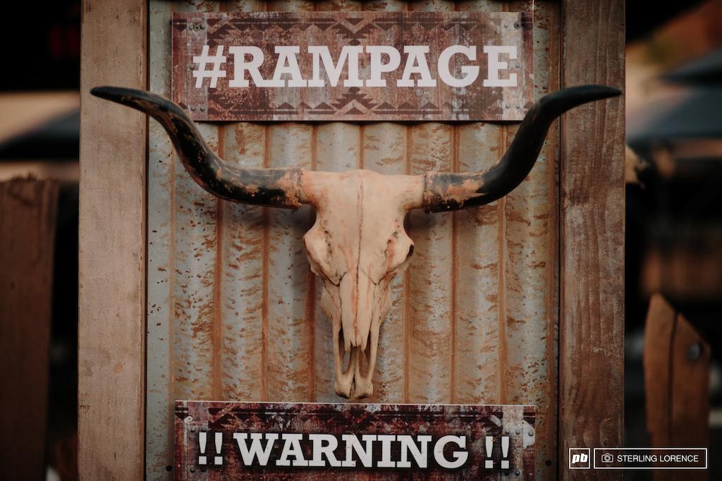at RedBull Rampage 2015 Virgin Utah USA