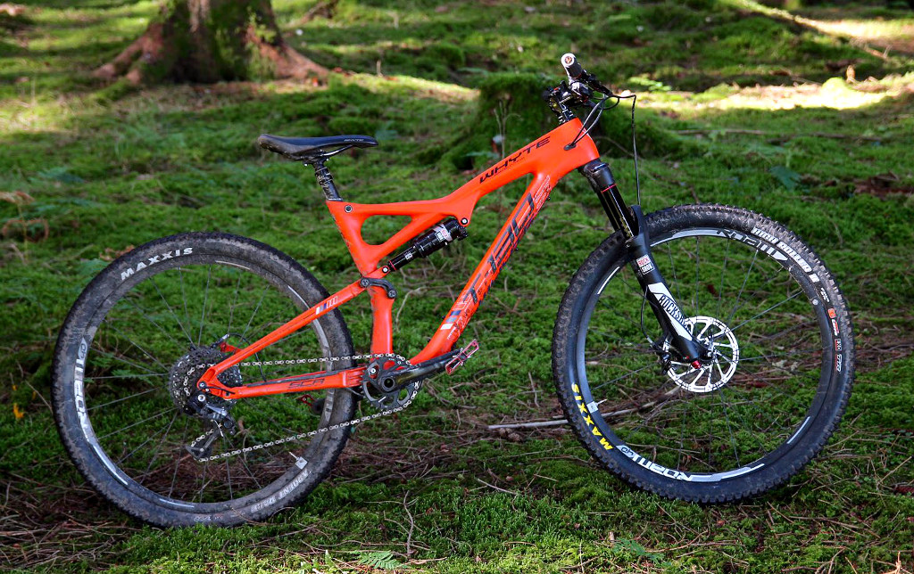 42088427281 First Ride: Whyte T-130C - Pinkbike
