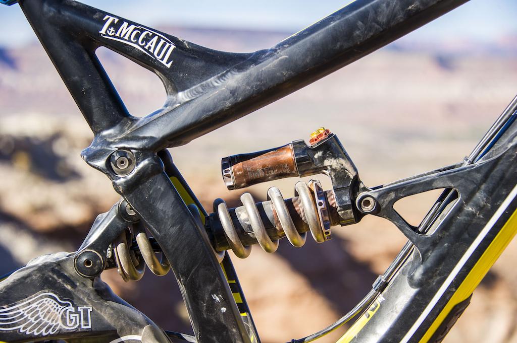 T-Mack bike Check