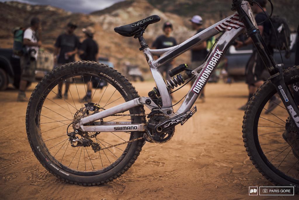 Carson Storch s Bike