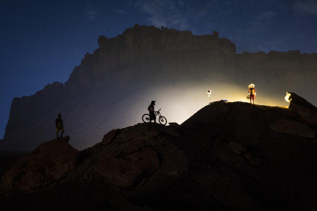 Big Water, Utah, Philips/Sweetgrass mountain bike 2015.
