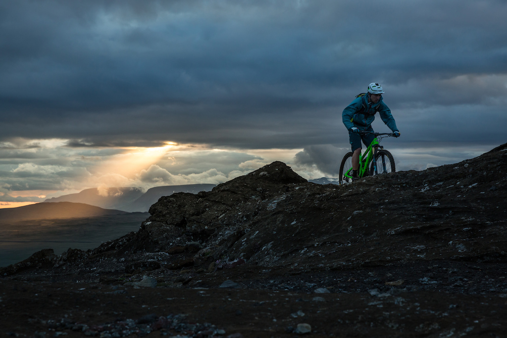 Yeti Cycles x Iceland images.