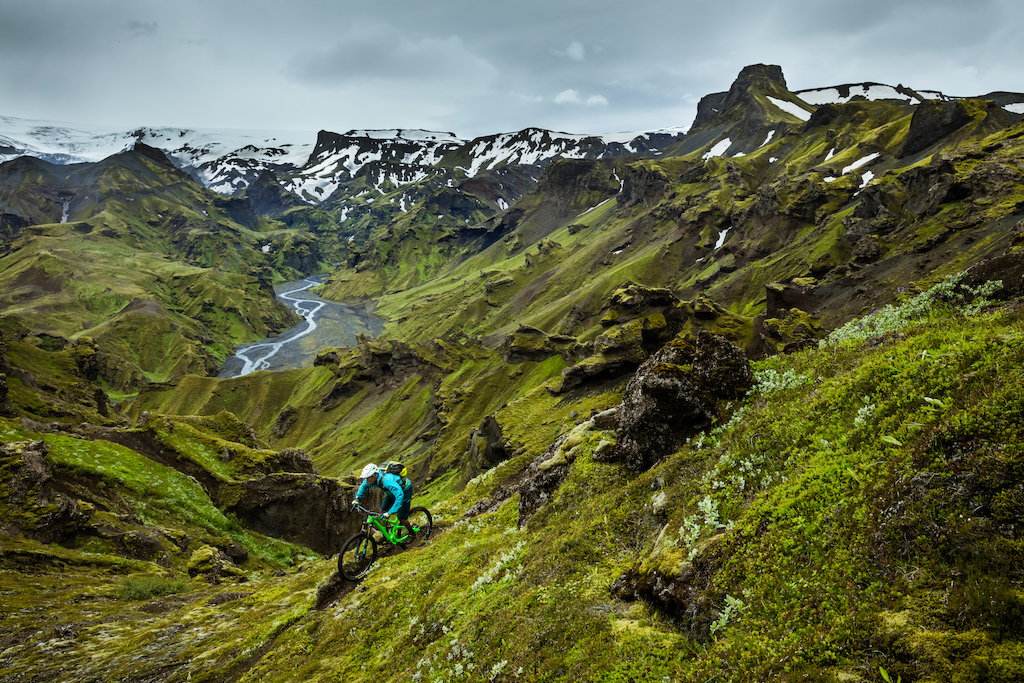 Iceland with Yeti images