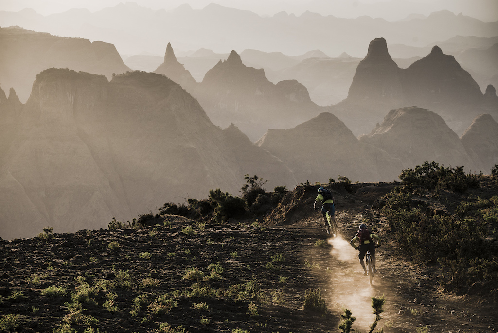 Images by Dan Milner from Giro's trip to Ethiopia.