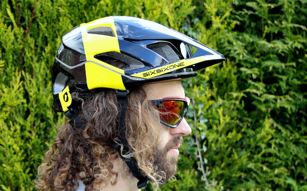 e2242f0d SixSixOne Evo AM Helmet - Review - Pinkbike