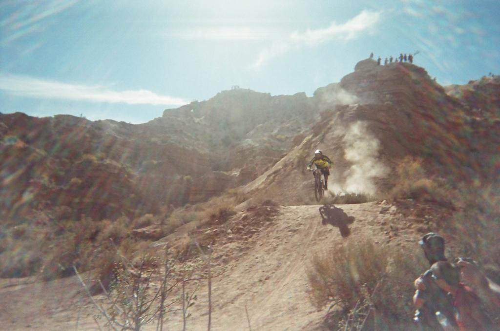 Red Bull Rampage 2015 - film by Danielle Baker