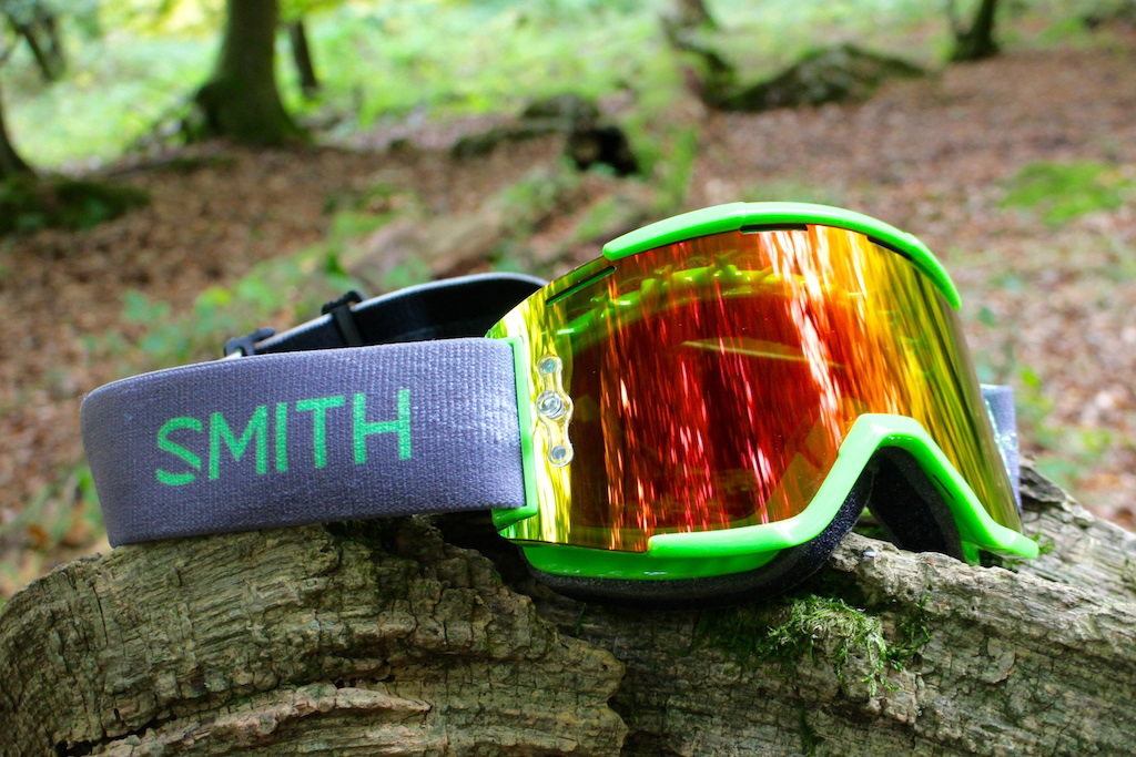 69d2b83c5d Smith Squad MTB Goggles - Review - Pinkbike