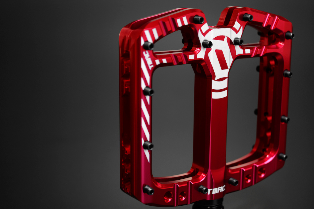 The Deity TMAC Pedals....