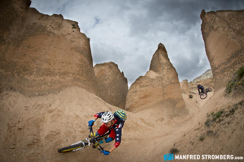 Cappadocia Turkey. Photo by Manfred Stromberg