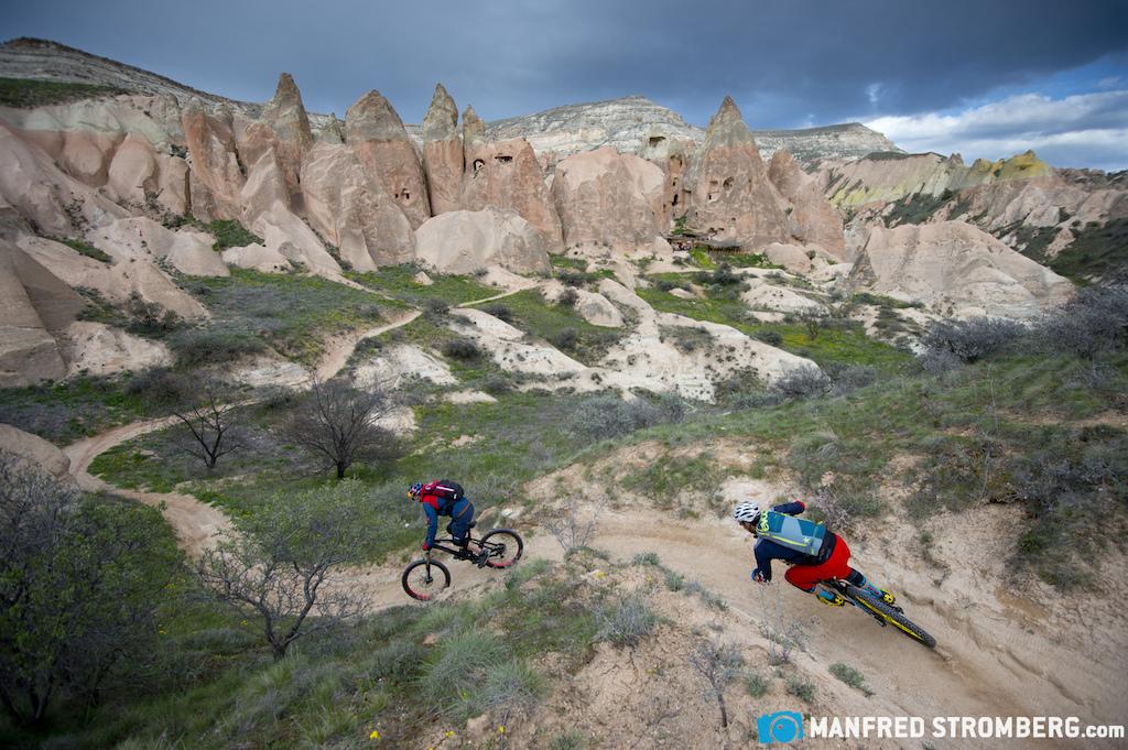 The Magic Trails of Cappadocia