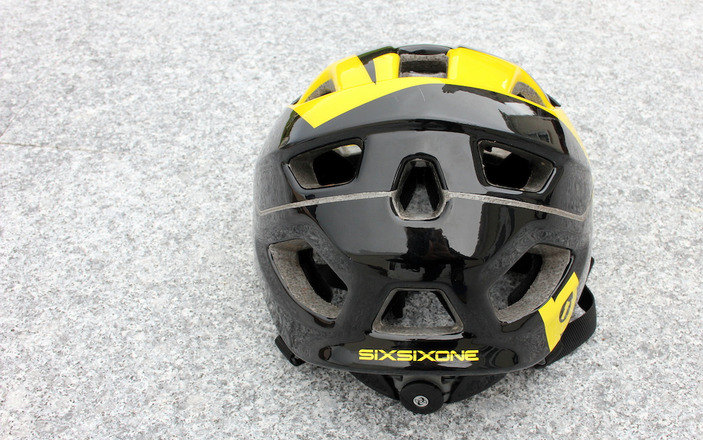 Sixsixone Evo Am Helmet Review Pinkbike