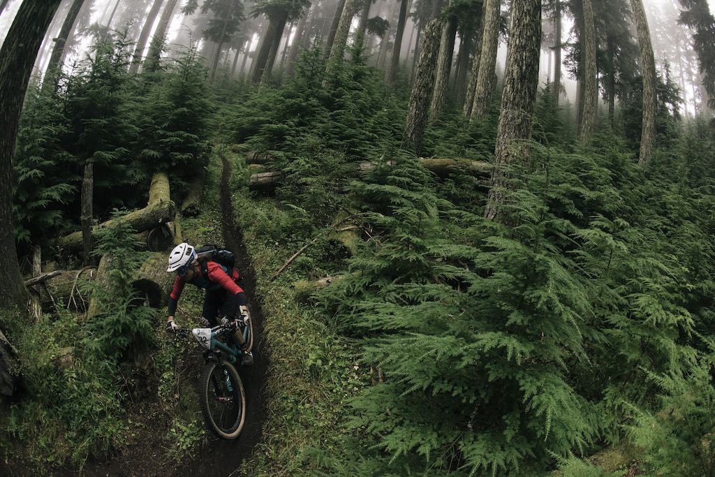 Images from Smith Optics from their trip to partake in Trans-Cascadia.