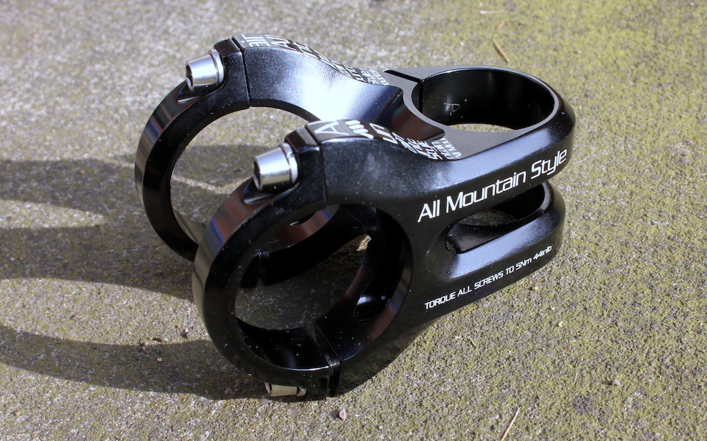 All Mountain Style 35mm stem