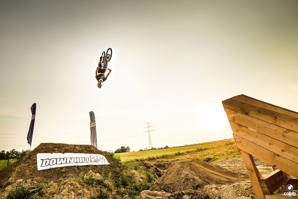 55ft Backflip. CollabStudio