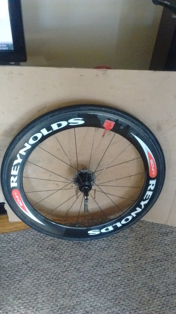 2015 Wheels Reynolds 66 Tubulars