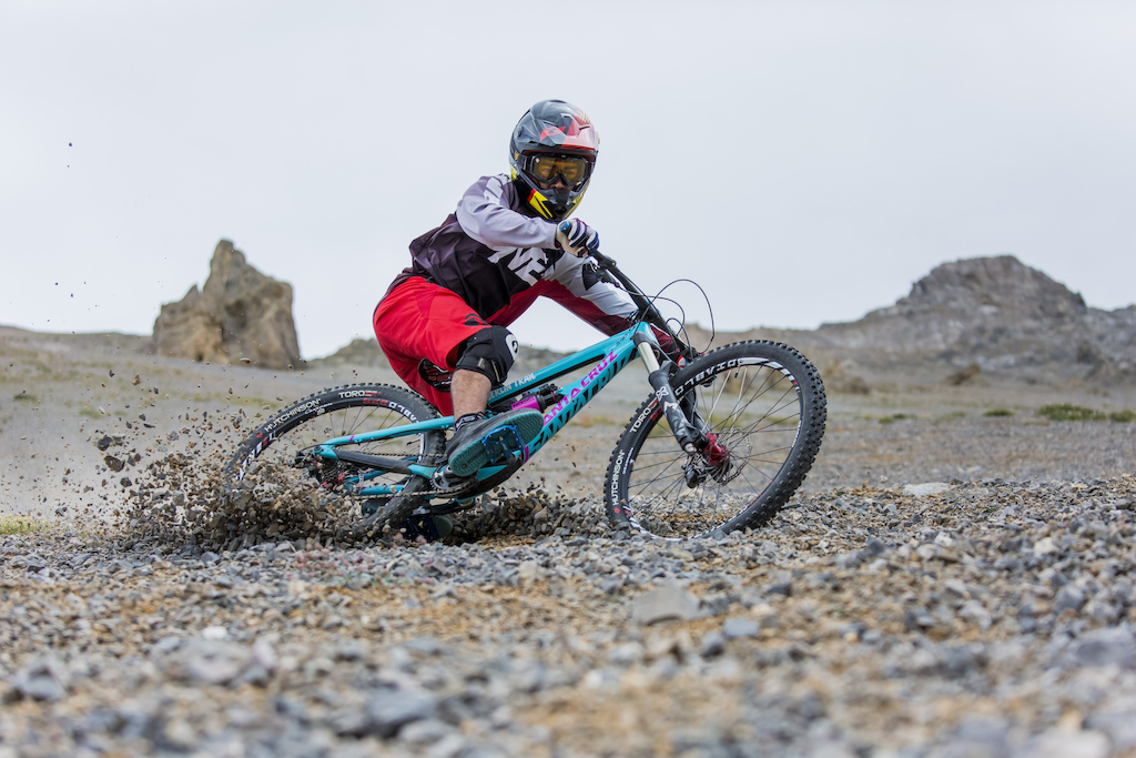 Maxime Peythieu gets his freeride on in the Alps.