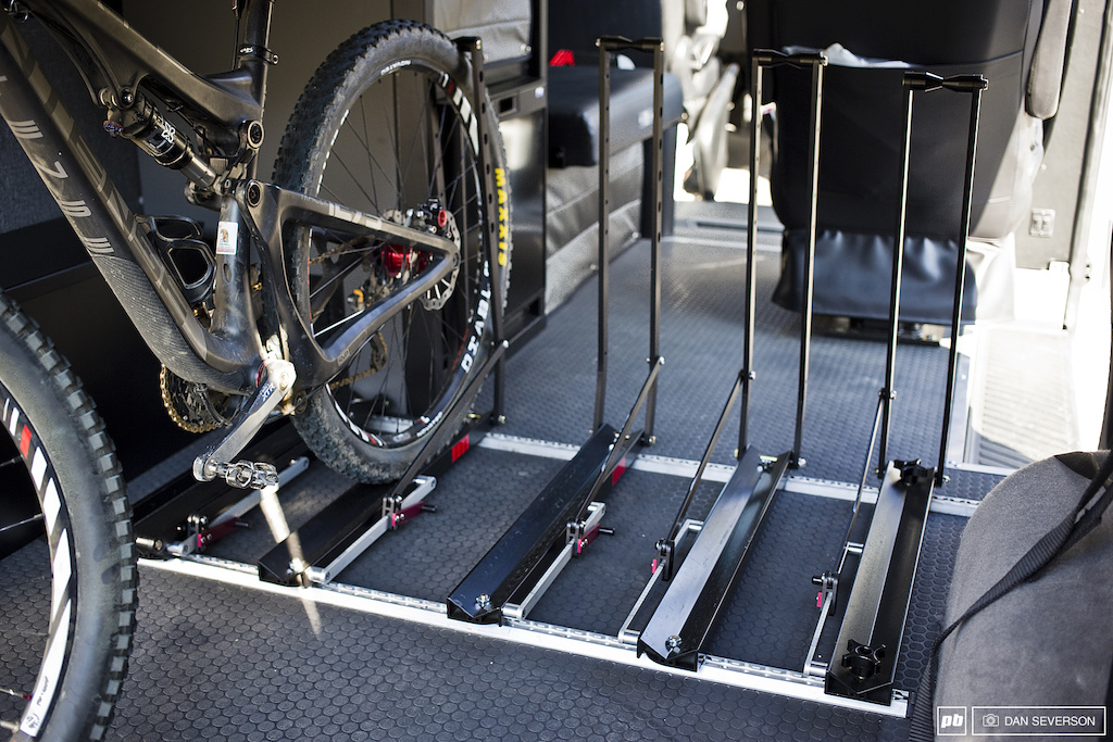 Brian Lopes' Custom Sprinter Van - Pinkbike
